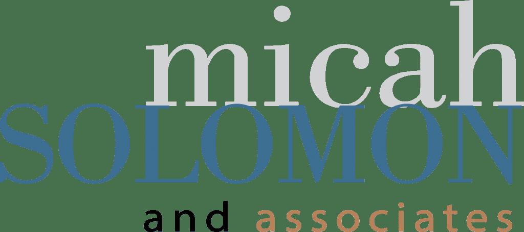 Micah Logo with associates