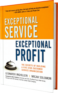 exceptional service book cover