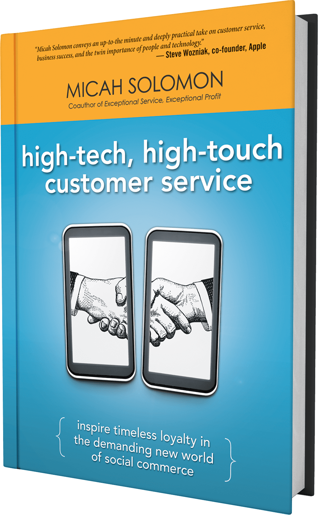 high tech high touch book cover