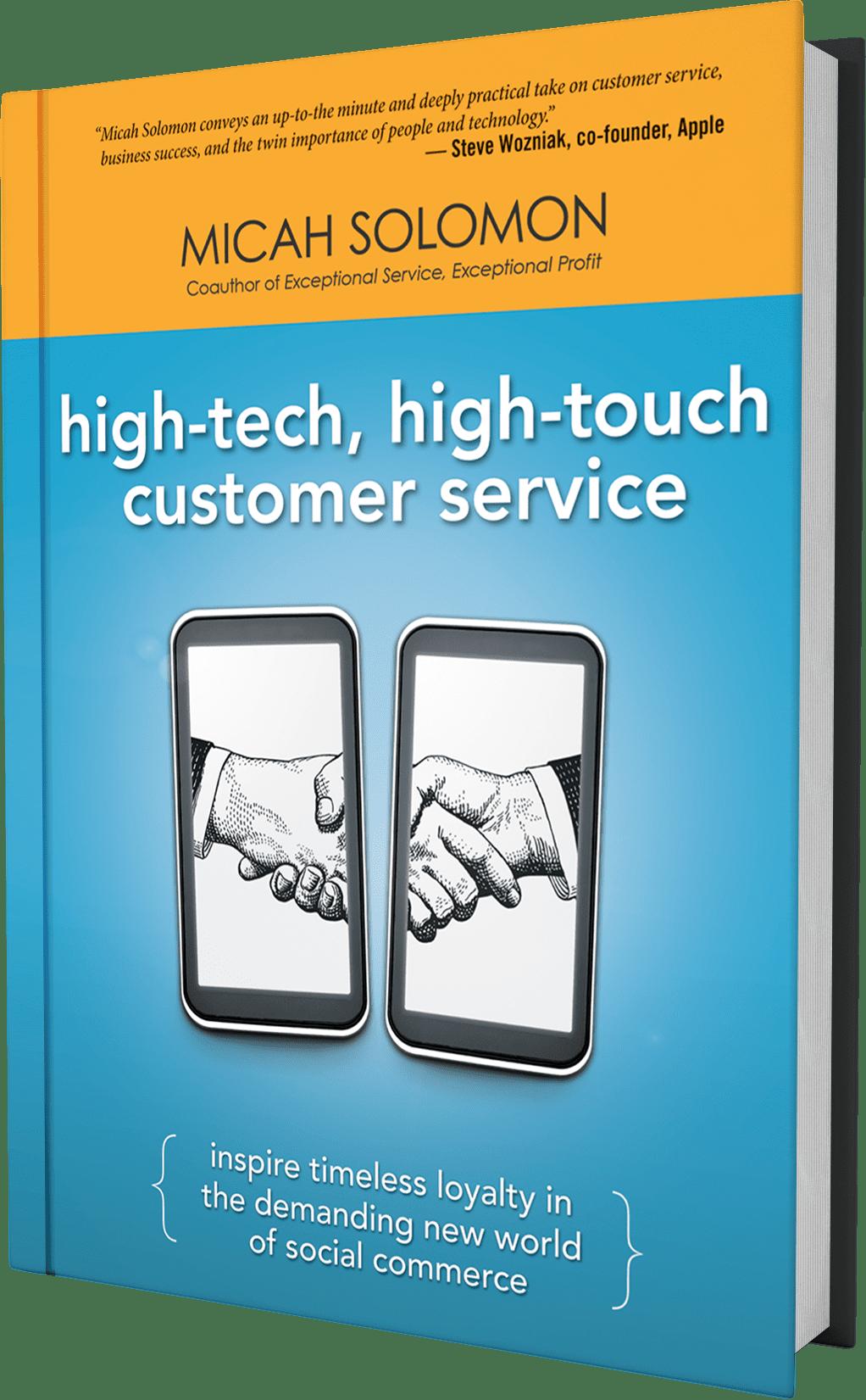 high-tech-high-touch