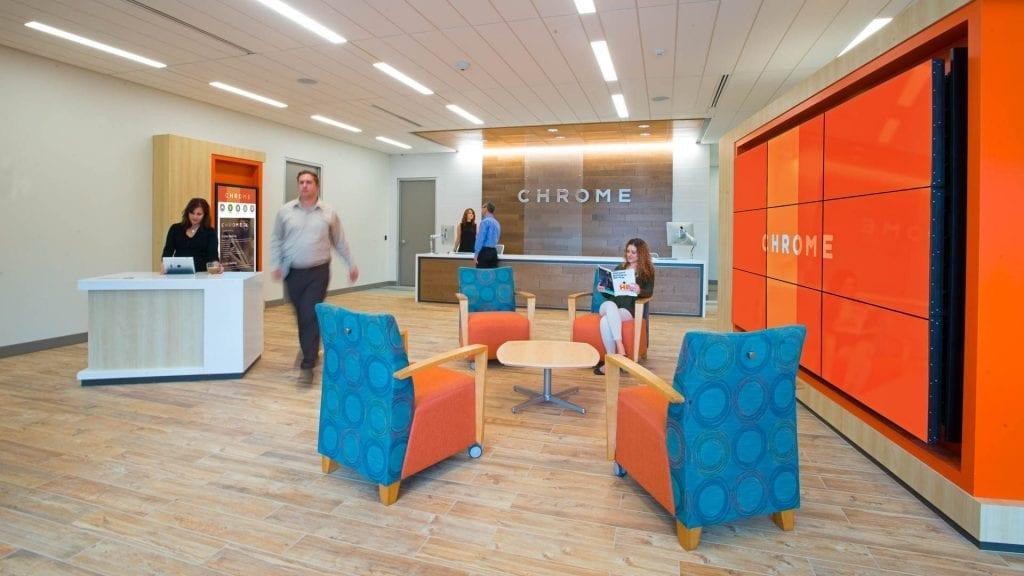 Chrome Lobby