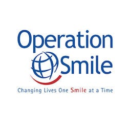 Micah Has worked with Operation Smile