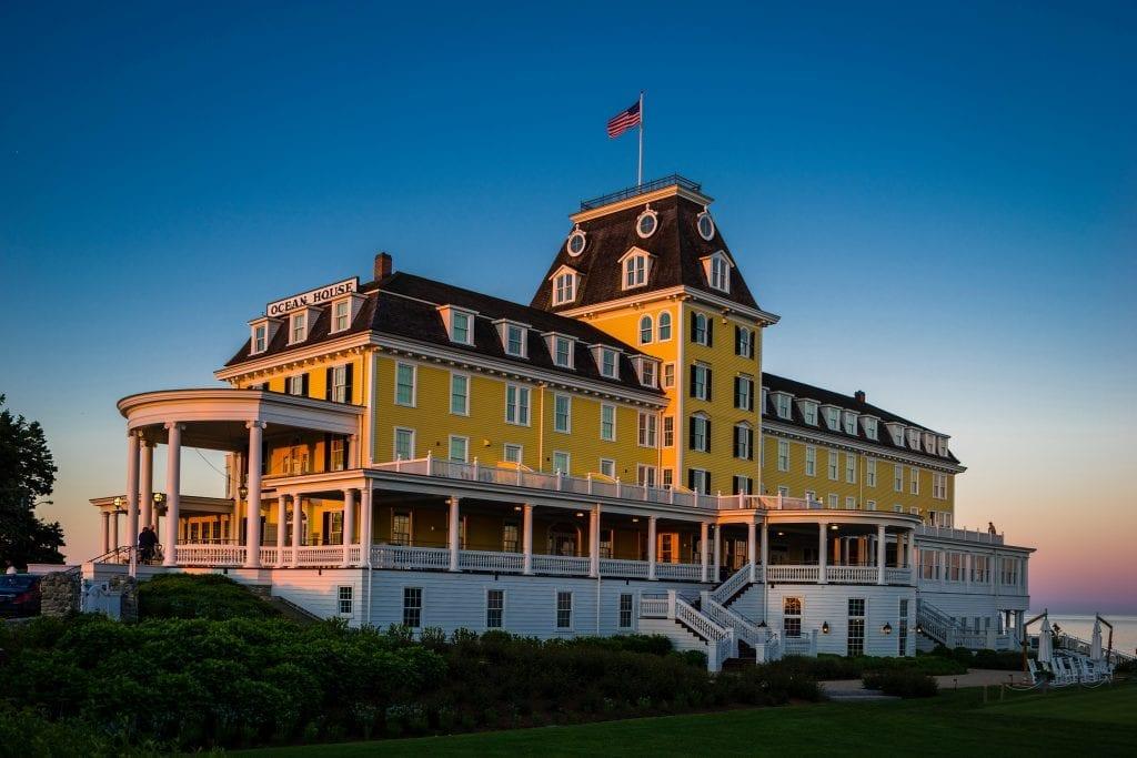 Chuck-Royce-Ocean House Rhode Island