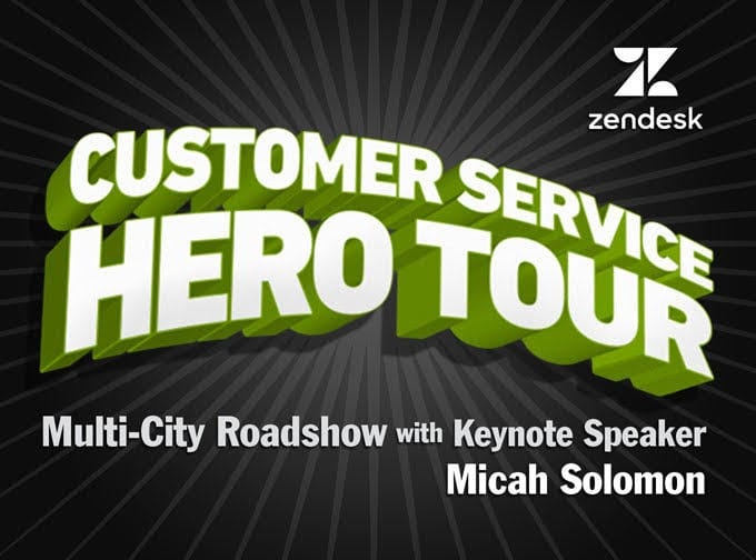 Zendesk Tour Banner